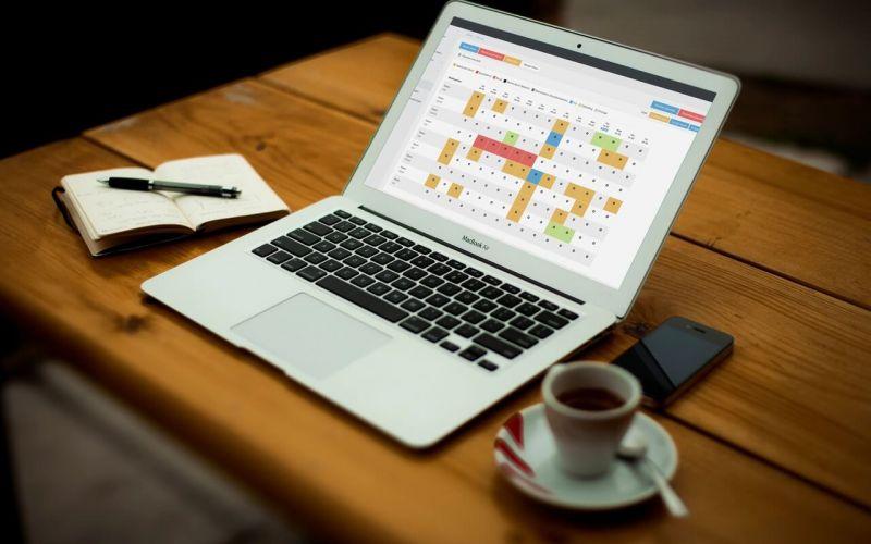 Webapplicatie planningssysteem